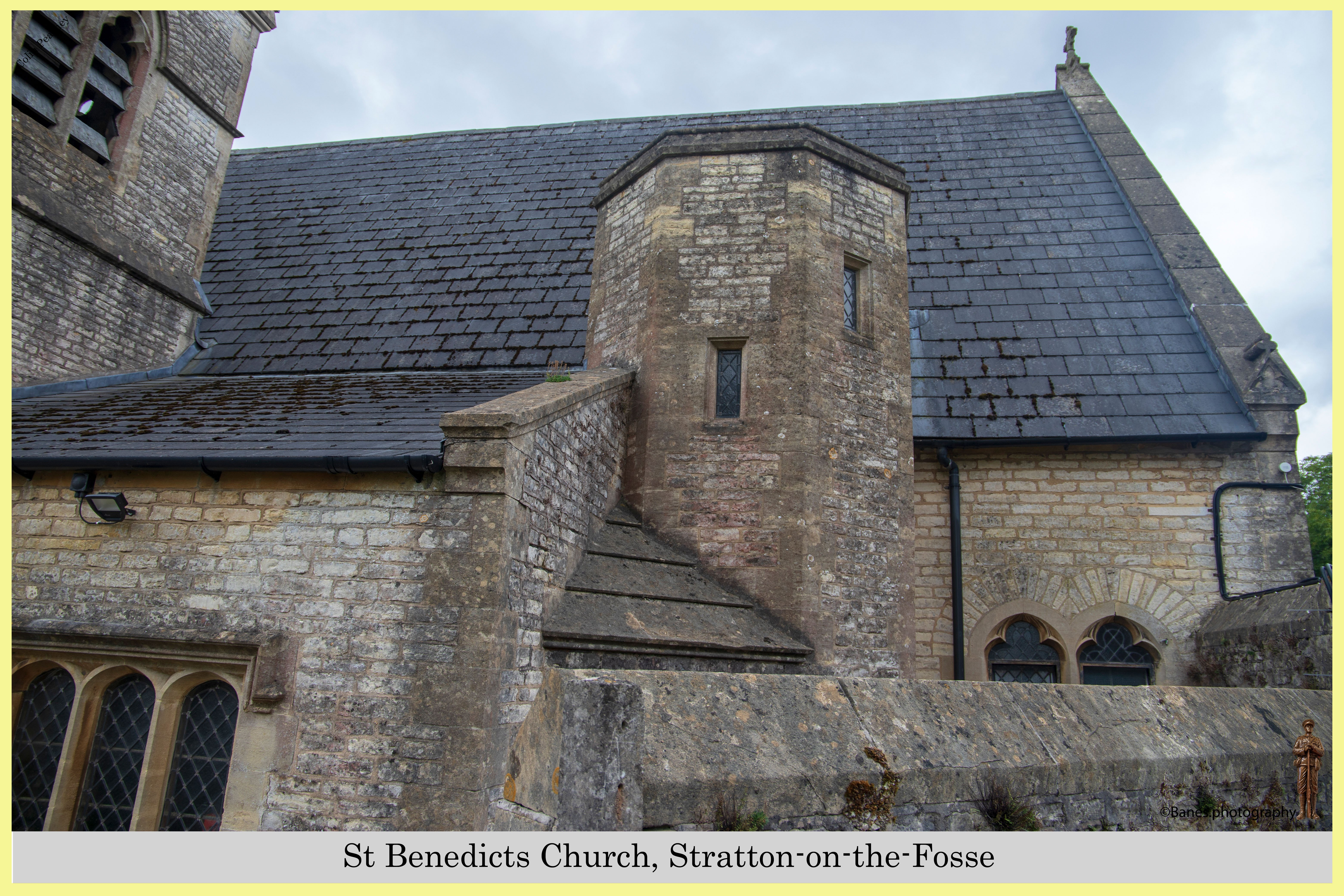 St Benedicts Church, Stratton-on-the-Fosse, UK