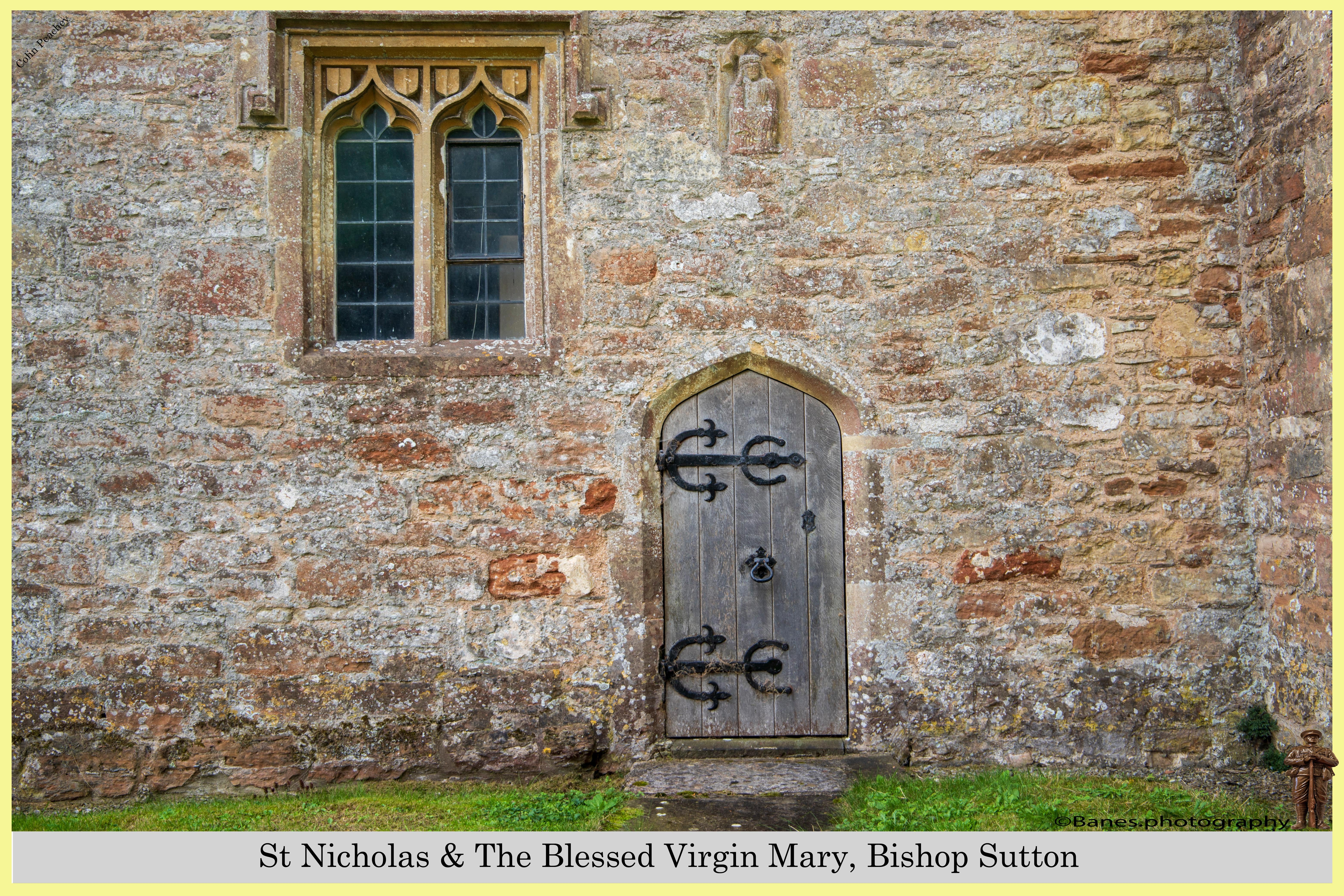 St Nicholas & The Blessed Virgin Mary, Bishop Sutton, UK