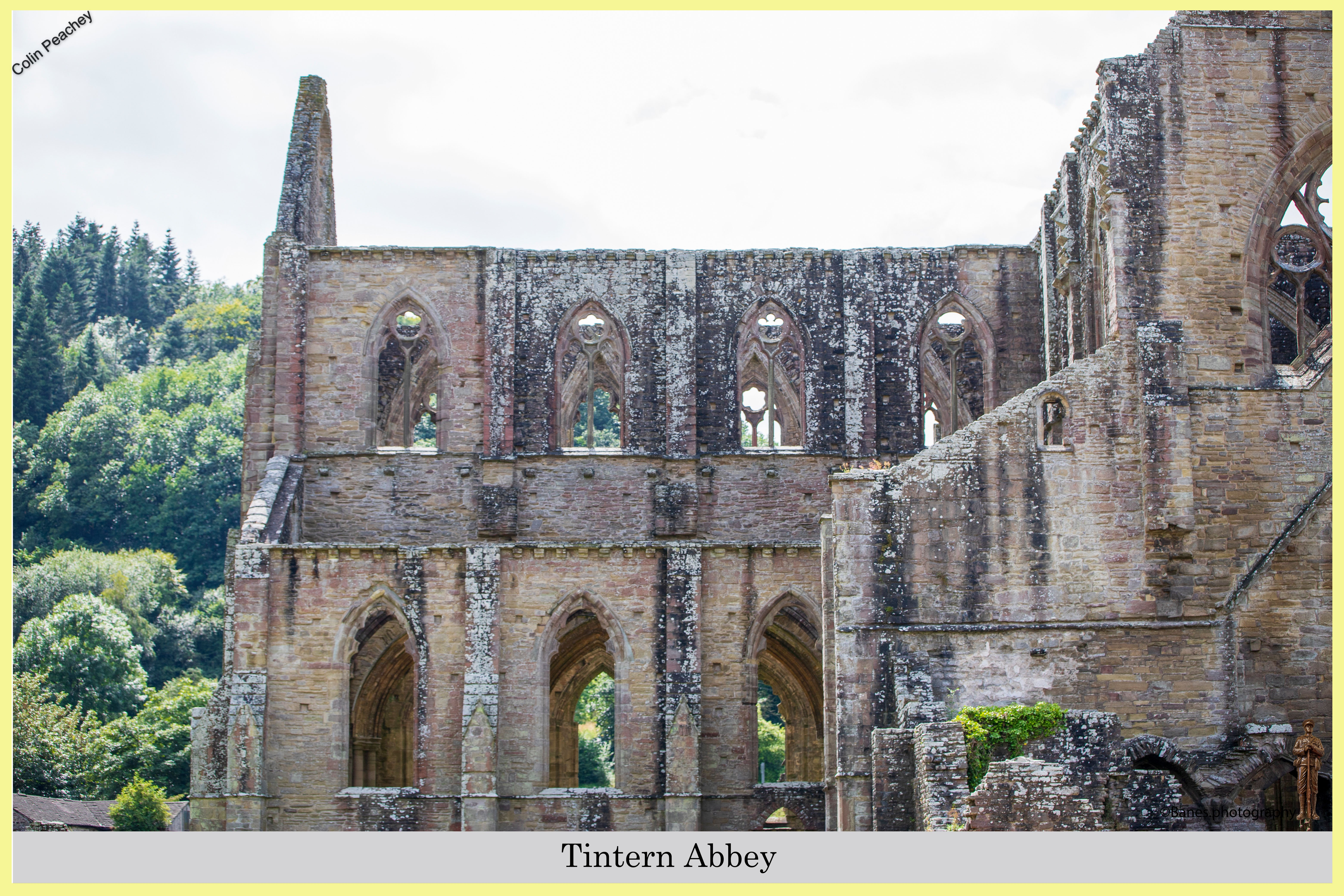 The Ruins of Tintern Abbey