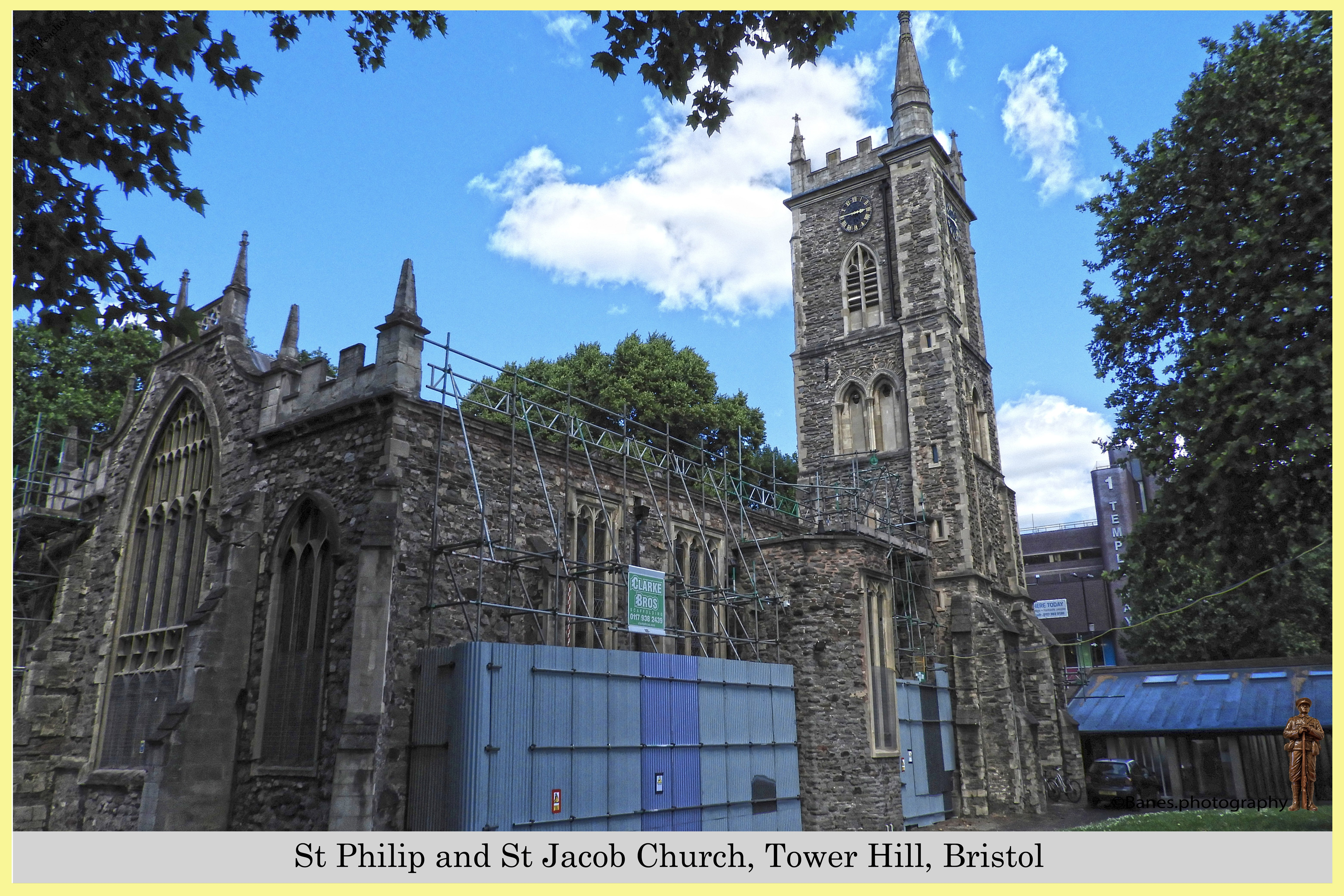 St Philip and St Jacob Church, Tower Hill, Bristol