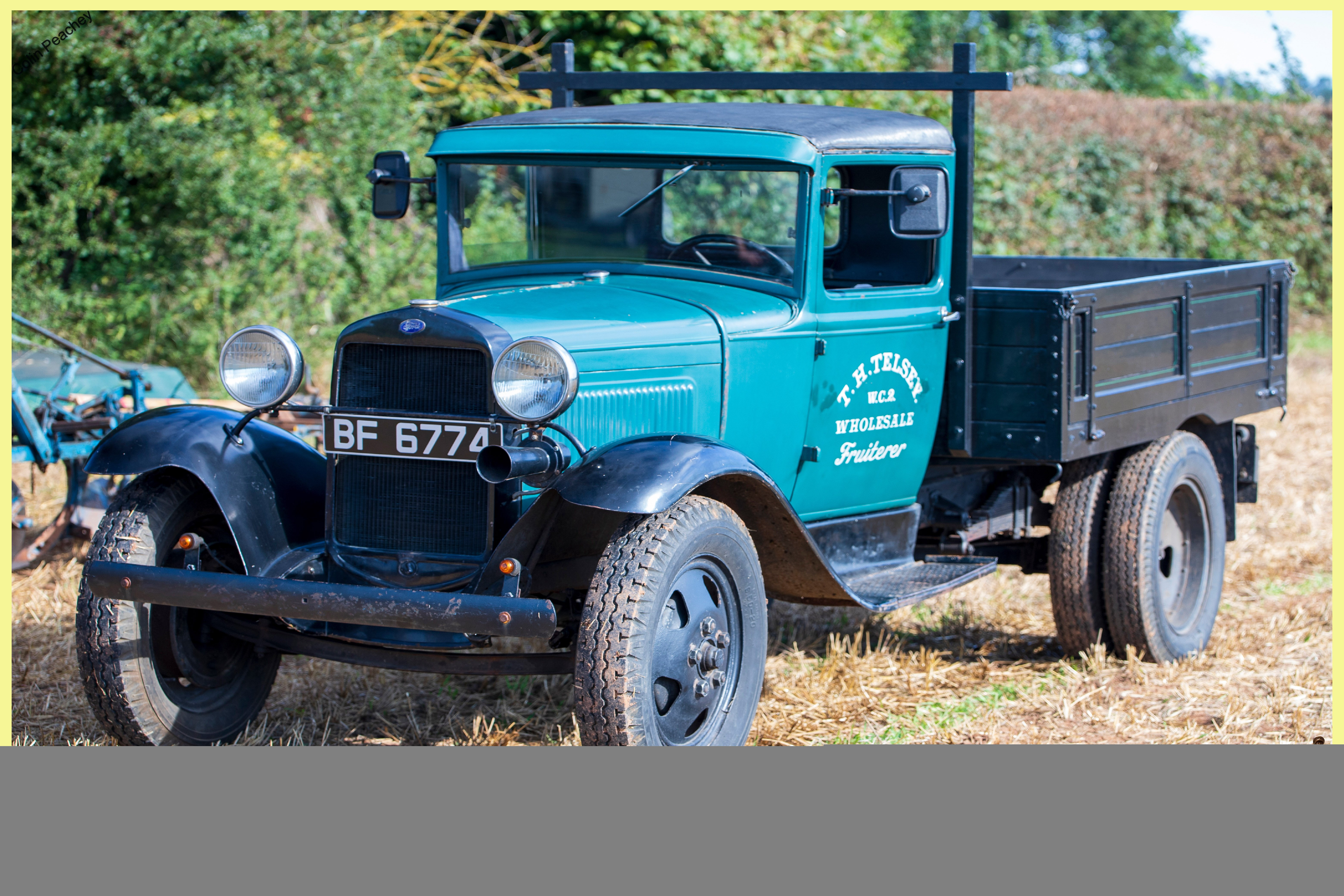 Ford Truck, 1930, BF 6774