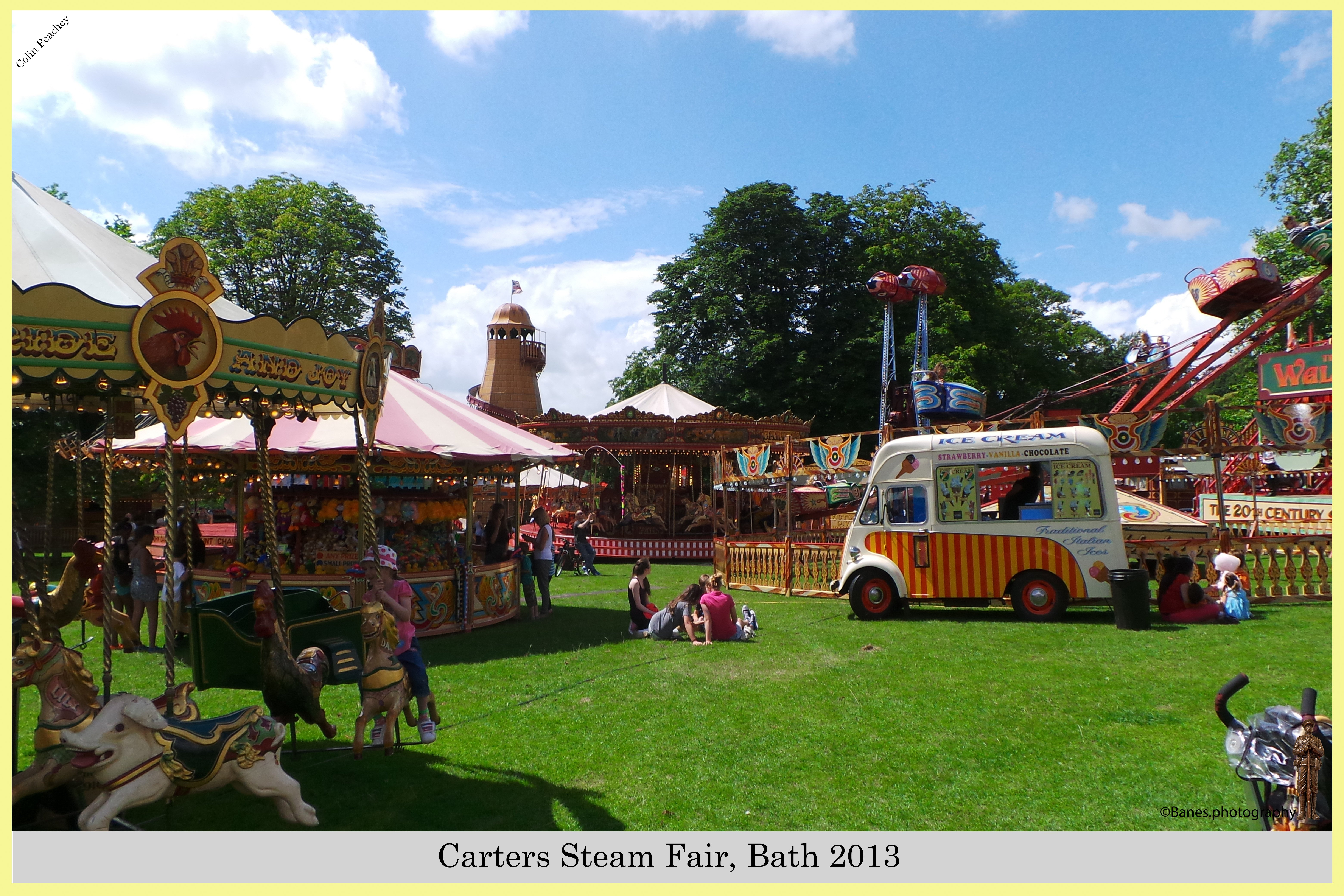 Carters Steam Fair, Bath (11) 02-08-2013 (Postcard)-2