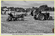 John Deere General Purpose, at Chew Stoke 2019
